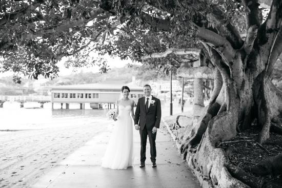 elegant watsons bay wedding0043