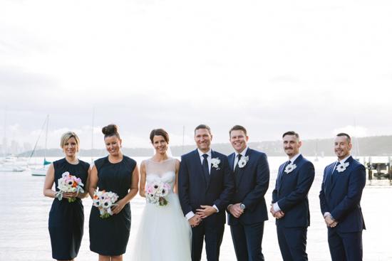 elegant watsons bay wedding0053