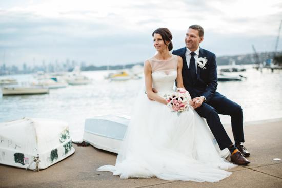 elegant watsons bay wedding0063