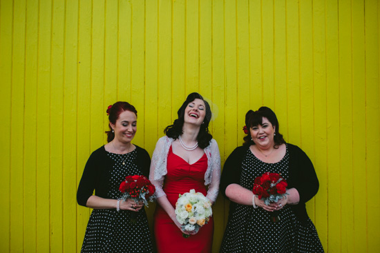 vintage rock and roll wedding0049