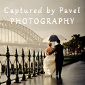 Captured by Pavel Weddings banner