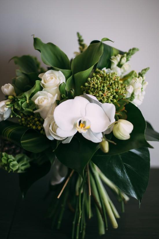 Peg_Dave_flowers