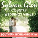 Sylvan Glen Country Weddings Weddings banner