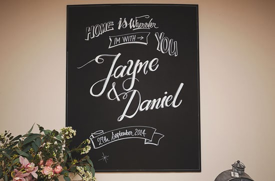 eclectic at home wedding0054