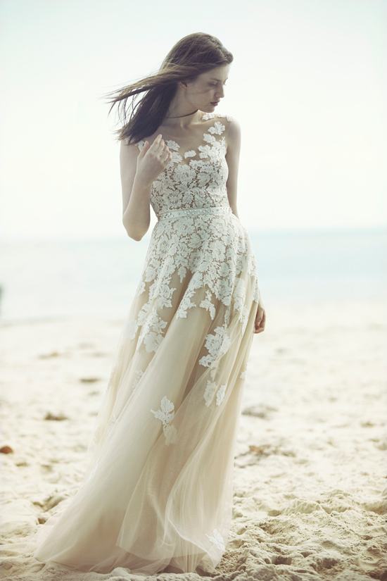 George Wu 2014 Bridal Collection The Light of Eden (With