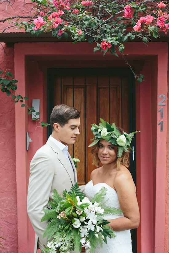 modern greenery wedding inspiration0038