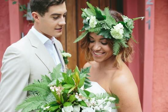 modern greenery wedding inspiration0041