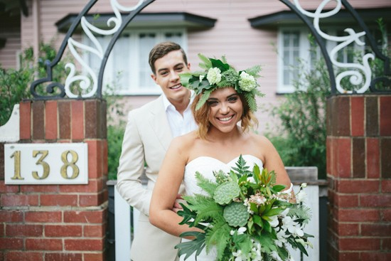 modern greenery wedding inspiration0061