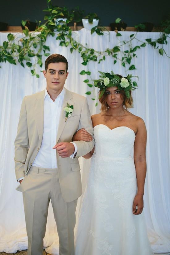 modern greenery wedding inspiration0064