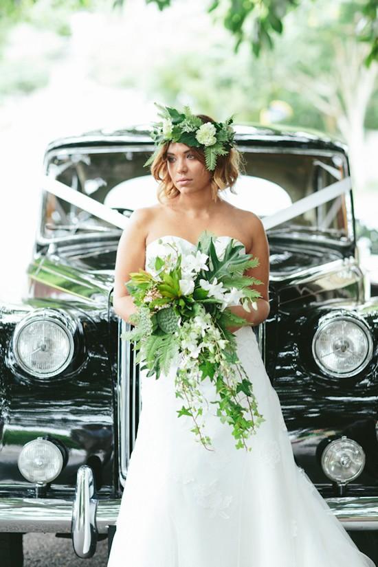 modern greenery wedding inspiration0074