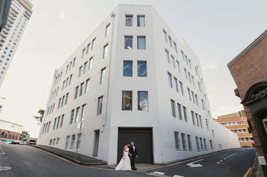 modern warehouse wedding0051