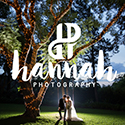 Hannah Photography Bride banner