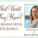 Belinda of Byron Beach Cafe