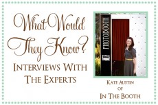 Kate Austin of In The Booth