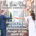 The One Day Wedding Company Bride banner