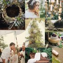 bohemian botanical wedding