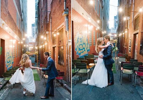 city laneway wedding0052