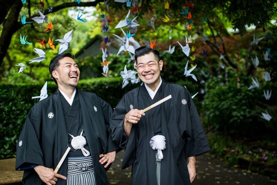 colourful japanese australian wedding0011