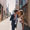 fun art gallery wedding0053