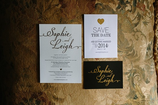 fun kate spade inspired wedding0001