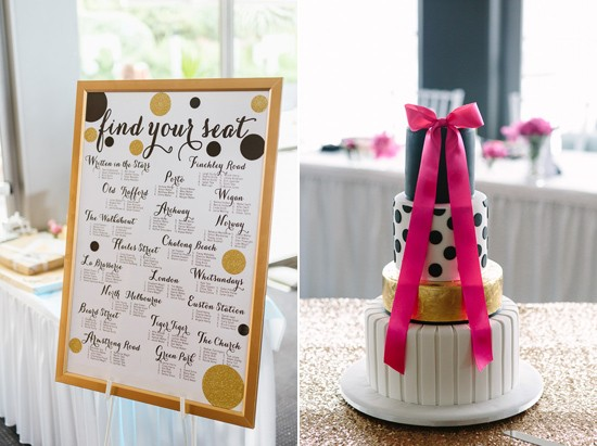 fun kate spade inspired wedding0054