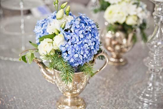 sparkling silver bridal shower ideas0002
