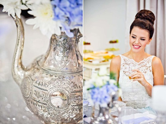 sparkling silver bridal shower ideas0101