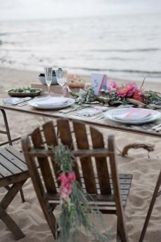 tribal inspired beach wedding0059