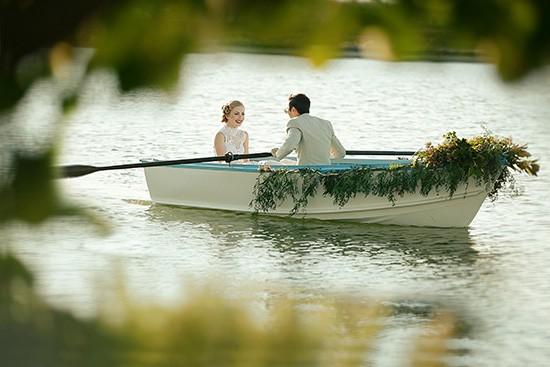 vintage rowboat wedding inspiration0008