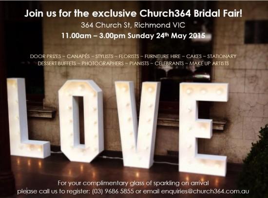Church364 Bridal Fair
