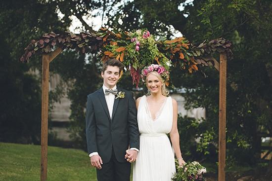 bohemian country wedding ideas0039
