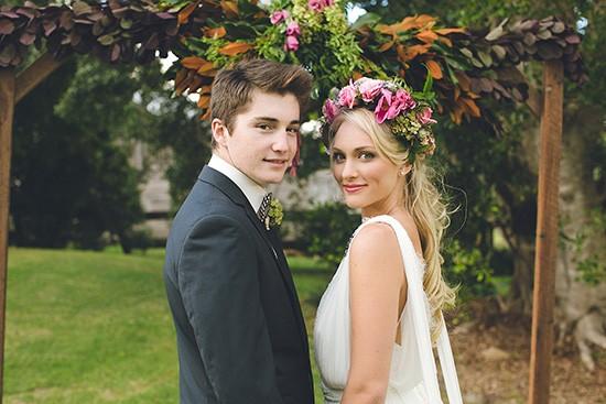 bohemian country wedding ideas0041