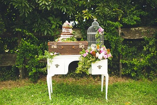 bohemian country wedding ideas0046