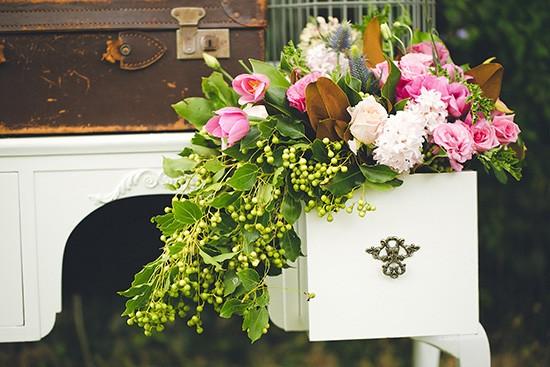 bohemian country wedding ideas0059