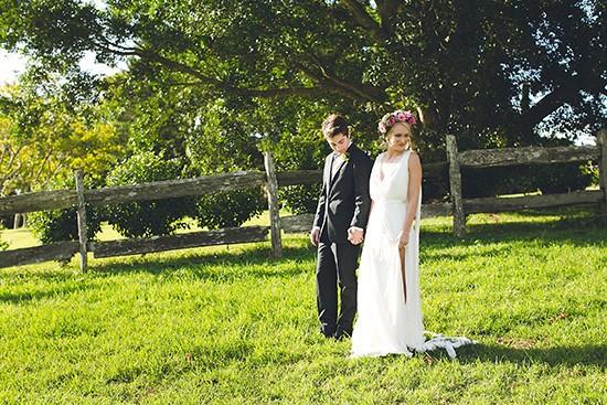 bohemian country wedding ideas0069