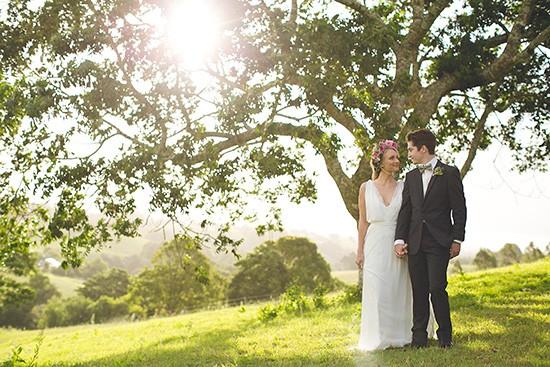 bohemian country wedding ideas0072