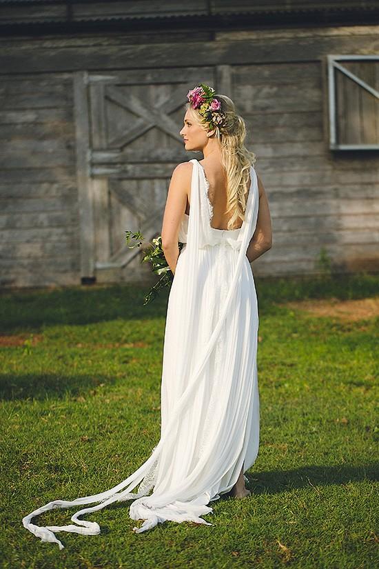 bohemian country wedding ideas0074