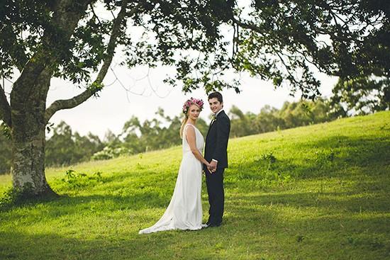 bohemian country wedding ideas0081