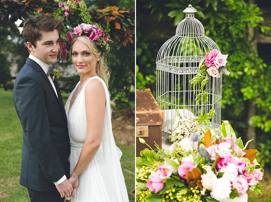 bohemian country wedding ideas0091