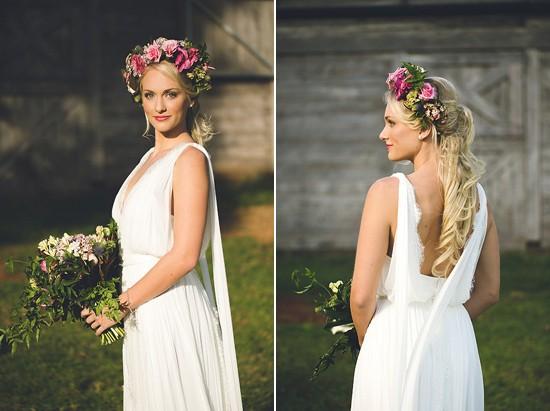 bohemian country wedding ideas0093