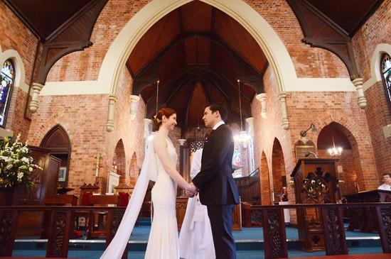 chic town hall wedding0011