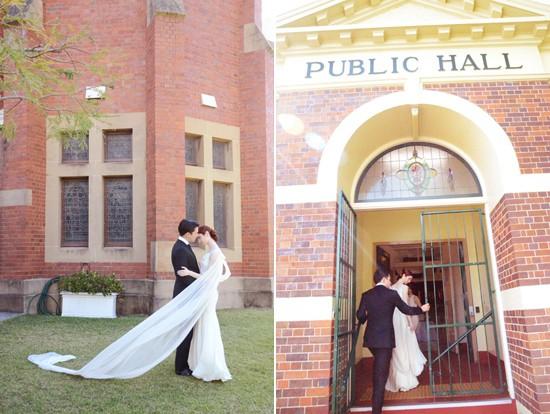 chic town hall wedding0018
