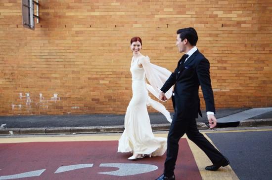 chic town hall wedding0031