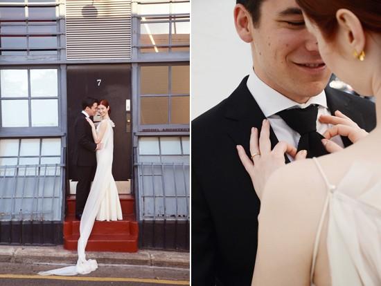 chic town hall wedding0033