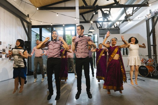 colourful mixed culture wedding0062