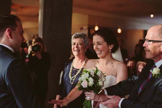 cosy black tie wedding0033