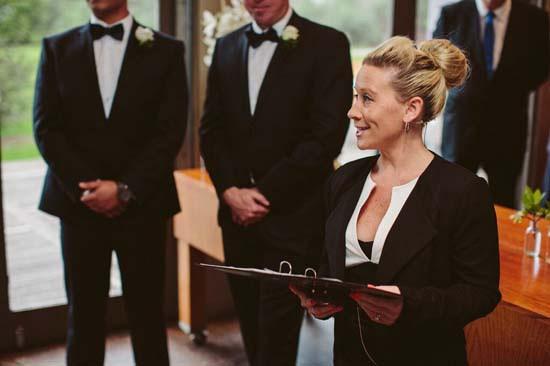 cosy black tie wedding0041