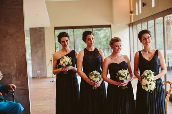 cosy black tie wedding0044