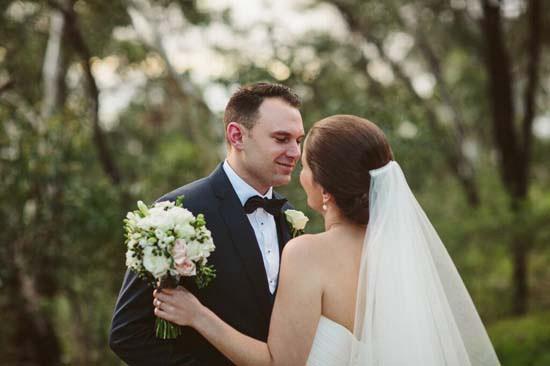 cosy black tie wedding0072