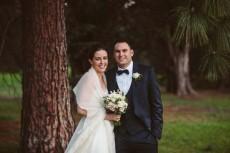 cosy black tie wedding0086